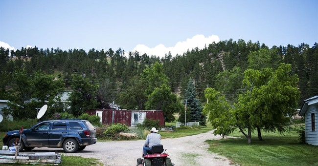 Small Wyoming town on road to Devils Tower to get new owners
